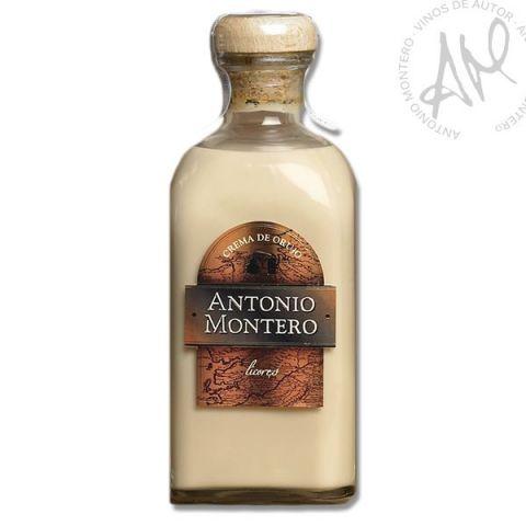CREMA DE ORUJO ANTONIO MONTERO 70 CL. (6)