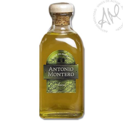 LICOR DE HIERBAS ANTONIO MONTERO 70 CL. (6)