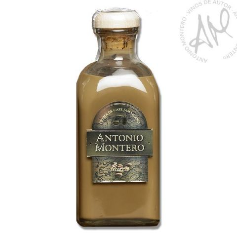 LICOR DE CAFE JAMAICANO ANTONIO MONTERO 70 CL. (6)