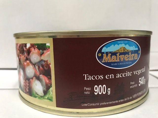 RO-900 TACOS EN ACEITE GIRASOL MALVEIRA (12)