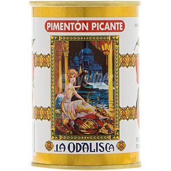 PIMENTON LA ODALISCA ESPECIALISIMO PICANTE 1/8