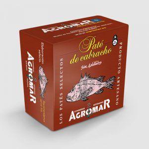 PATE DE CABRACHO RO-100 AGROMAR
