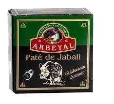 PATE DE JABALI RO-100 ARBEYAL