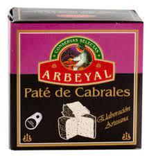 PATE DE CABRALES RO-100 ARBEYAL
